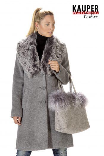 Kauper Pelz und Lammfell Fashion Schesslitz - Alpaca-Wolle mit Tigrados Lamm